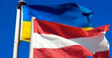 флаги австрия-украина