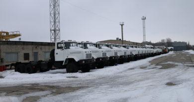 «КрАЗ»  нафтовикам Туркменістану