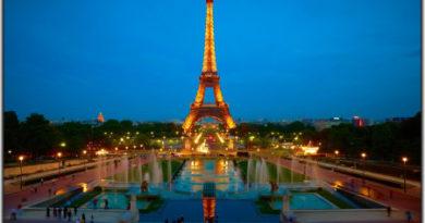 У ділову подорож до Франції