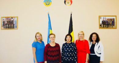 Візит торгового аташе Посольства Бельгії в Україні на Полтавщину